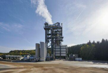BENNINGHOVEN celebrates first asphalt plant made at Wittlich factory