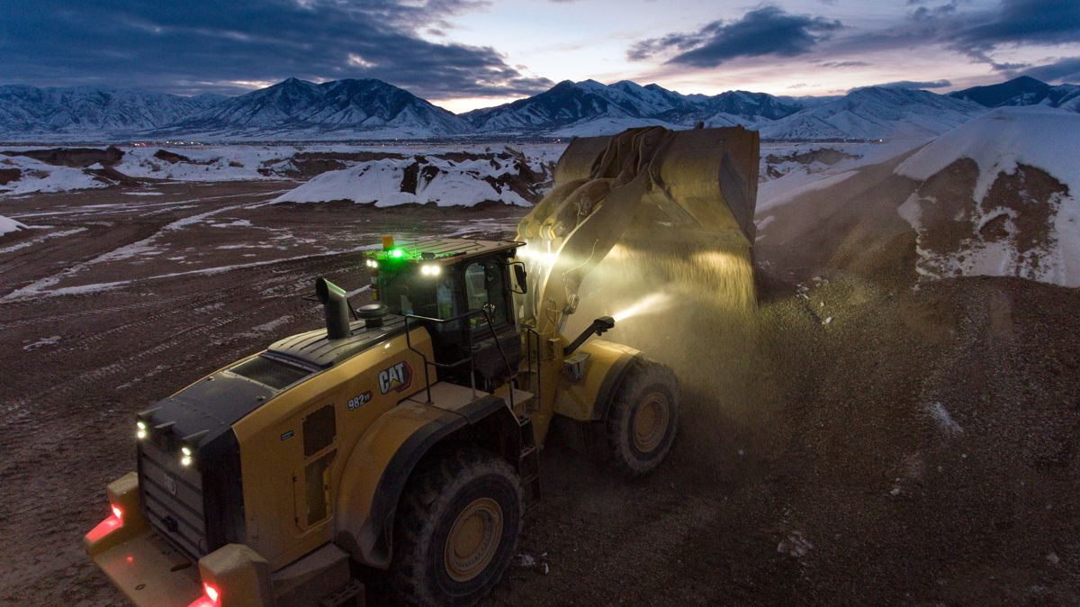 New Cat wheel loaders offer premium technology and performance