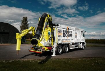 RSP UK launches the Breaker Boom suction excavator to transform plant hire