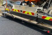 Volvo P6870D ABG Paver with heated VB79 Screed sets a new standard in paving
