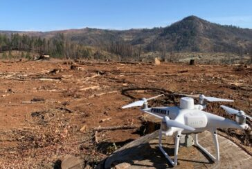 DJI helps Paradise rebuild in California