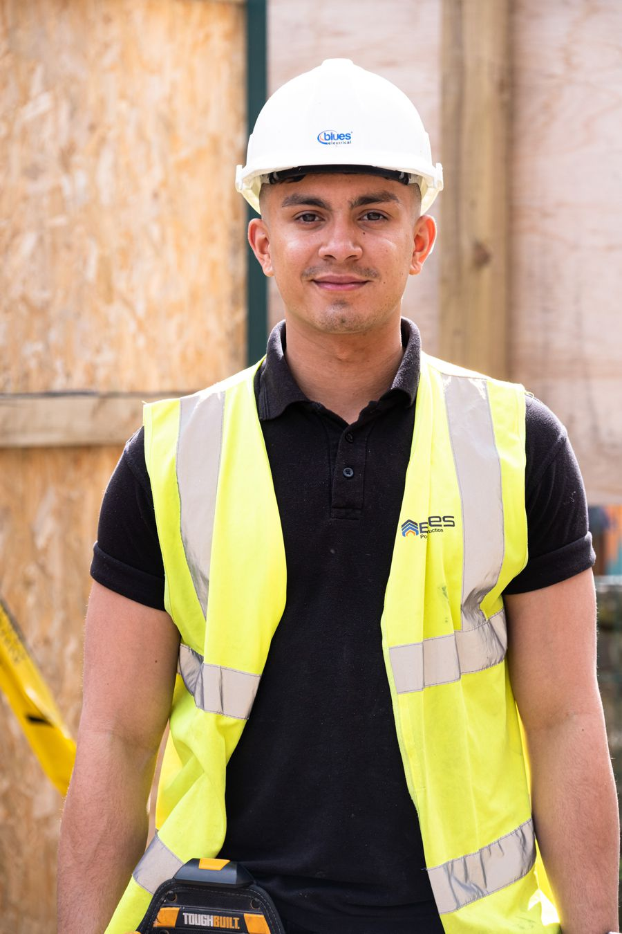 Screwfix Apprentice of the Year candidate Kaiden Ashun Picture by Nick Treharne