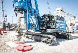 Soilmec introduces new range of drilling rigs