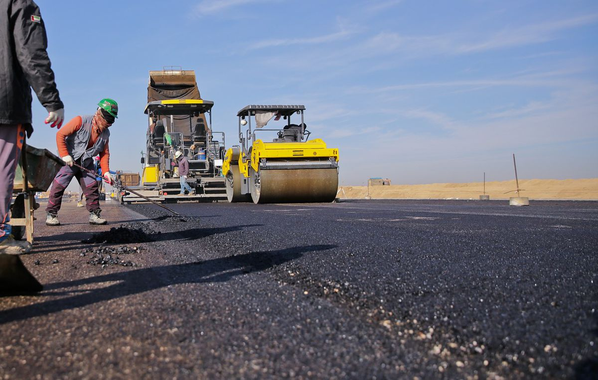 40 percent of Recycled Asphalt revenue from Patch Material and Road Aggregates