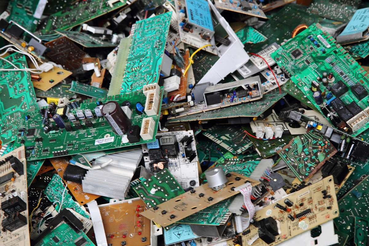 Metso Outotec introduces leading-edge eScrap solutions to unlock electronic scrap