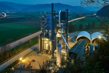 Recycling meets its match with the BENNINGHOVEN BA RPP 4000 asphalt plant