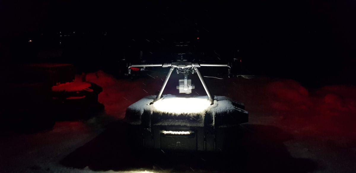 Norway's biggest landslide disaster proved the value of drones