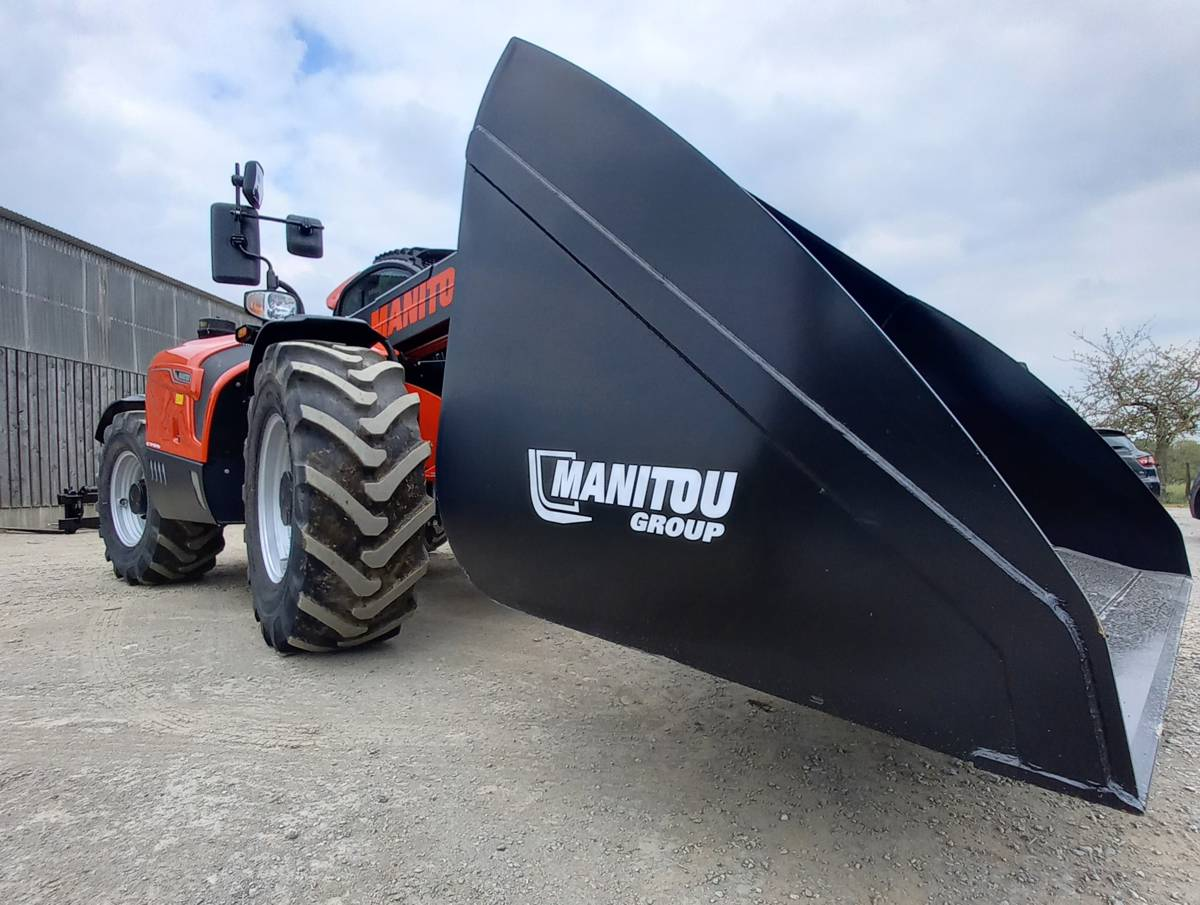 Manitou launches new Manitou Group Attachments brand