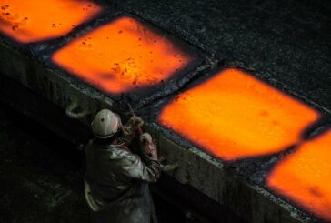 Snam tests forging steel with a Natural Gas and Hydrogen blend