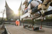 PlasticRoad made from plastic waste will deliver a circular infrastructure