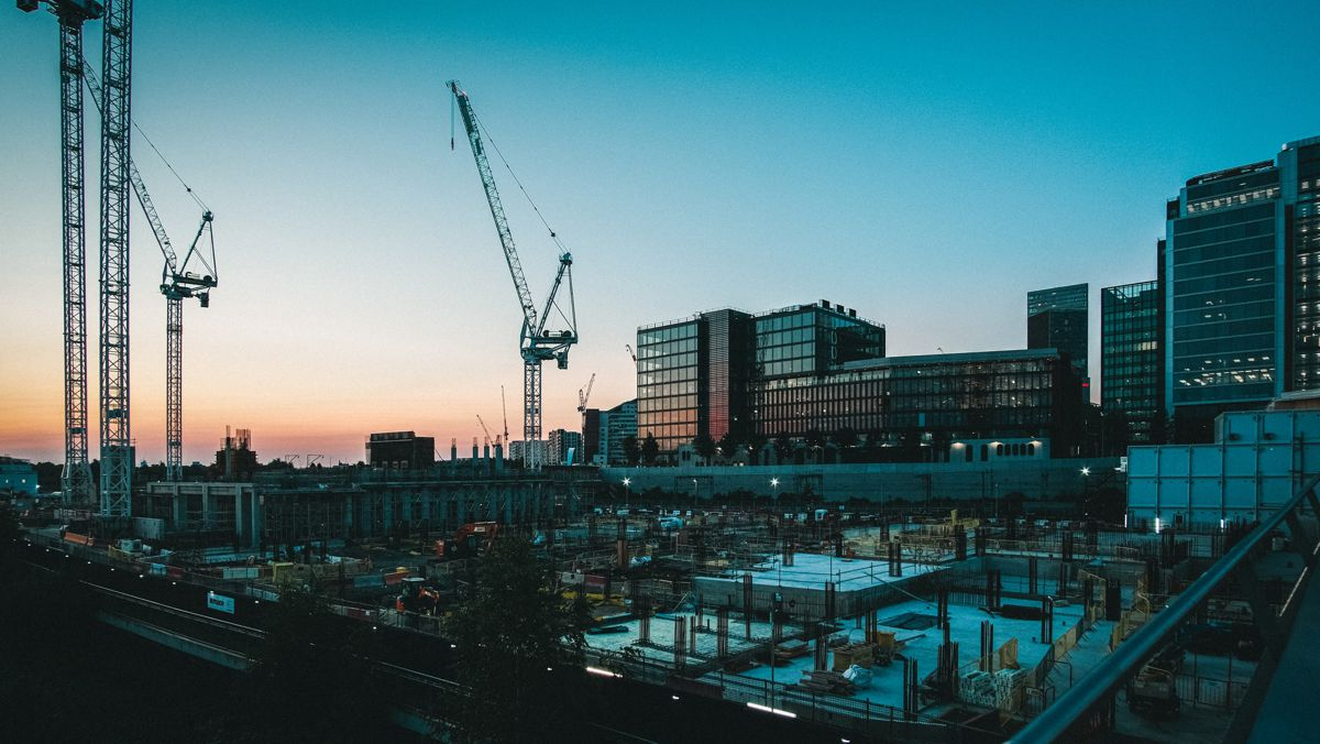 Improving air quality at construction sites