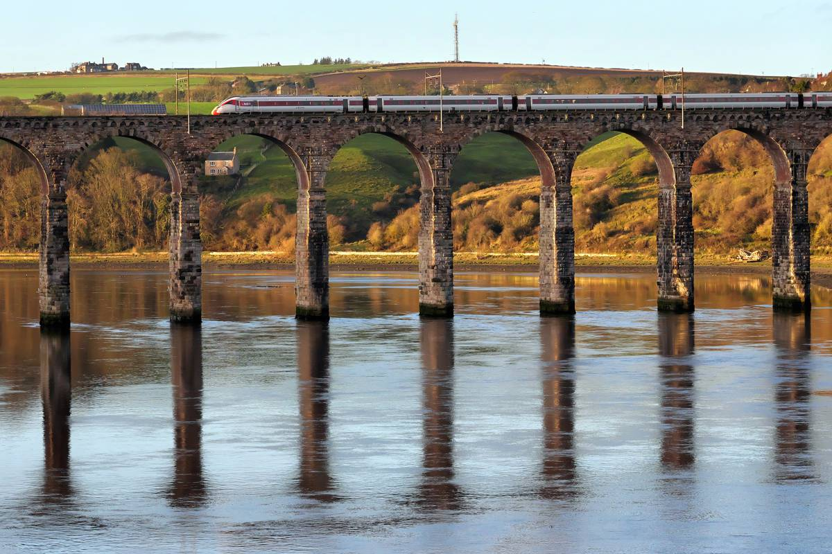 Construction Alliance North East looks at Northumberland Rail Line Concerns