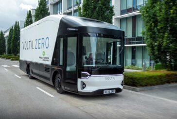 Volta Trucks to debut the electric Volta Zero Truck to the public at ITT Hub