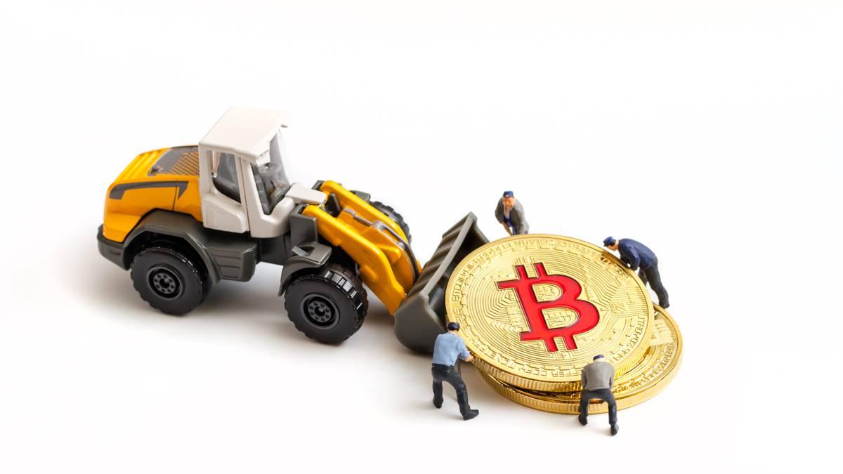 Generation Bitcoin demands new construction equipment ownership models