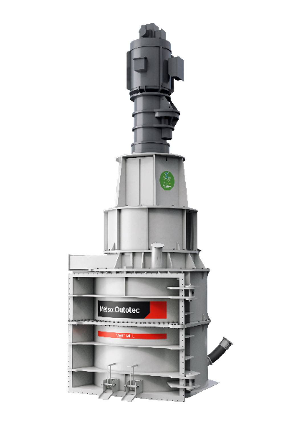 Metso Outotec introduces stirred mills for superior comminution