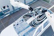 2021 Robotics Award goes to ABB PixelPaint car painting