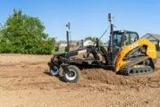 CASE introduces Precision Grader Blade for Compact Track Loaders