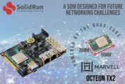 SolidRun introduces OCTEON TX2 CN9130 Mini SoM capable of 10GbE network speeds