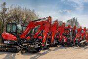 Bobcat dominates the Equipment Rental Market in the Czech Republic