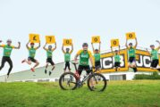 JCB launches £70k NSPCC fundraising drive to mark the Queen's historic 70-year reign