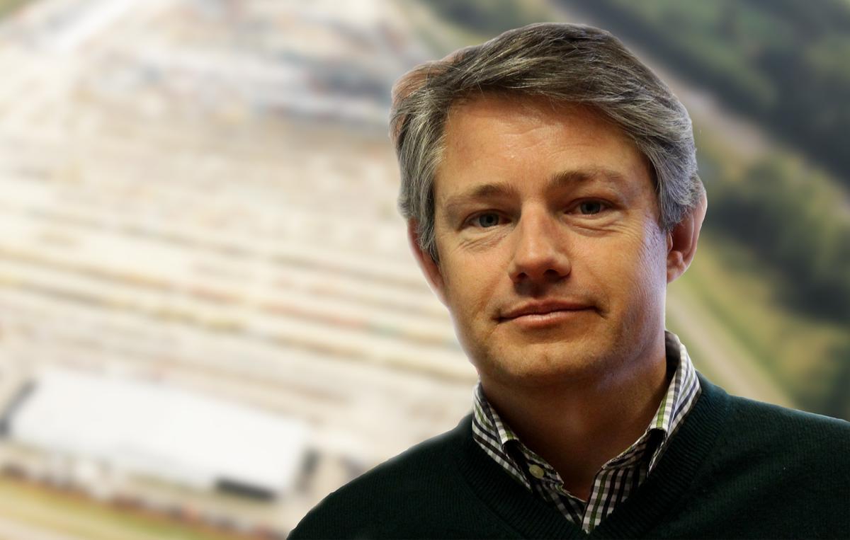 Jeroen Rijk, Ritchie Bros. Managing Director EMEA