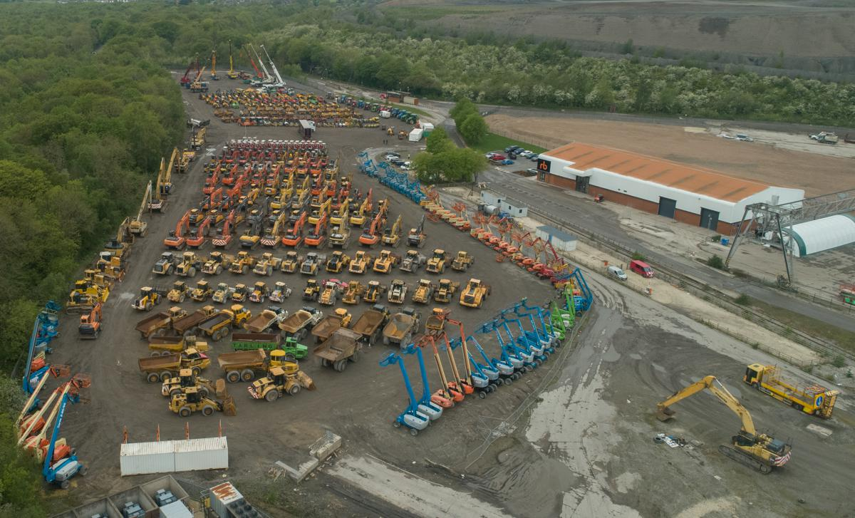 Ritchie Bros. experiencing one of the strongest equipment demand trends in years