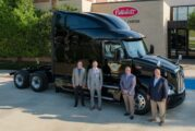Peterbilt delivers first New Model 579 to Smith Transport in Pennsylvania