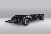Volta Trucks reveals running Volta Zero prototype chassis