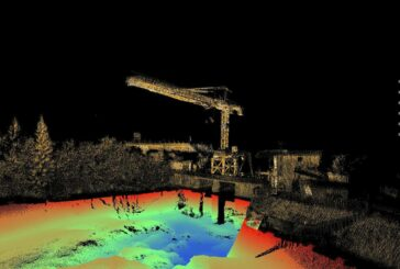 Velodyne Lidar Puck sensor selected for Seabed Mobile Mapping System