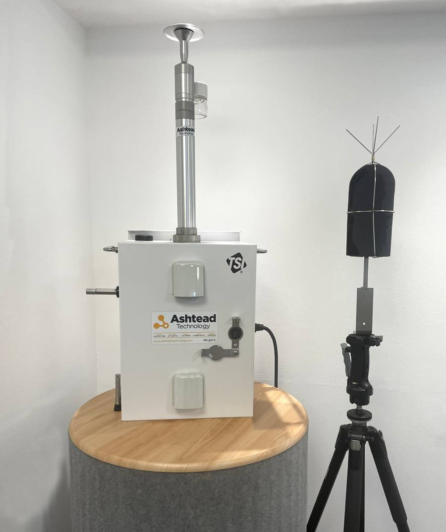 Ashtead Technology develops remote monitoring solution for both noise and dust