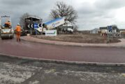 Largest Cheshire infrastructure project paved with specialist Tarmac Asphalt