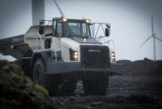 Scotland'sTA400Terex Trucks perfect for US large-scale projects