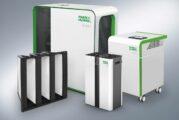 Greentech Festival using MANN+HUMMEL antiviral air purifiers