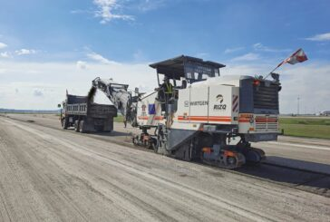 Malaysian runway rehabilitated withWirtgen Cold Milling Machines