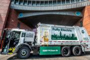 New York City Sanitation Department chooses Mack LR Electric Refuse Trucks