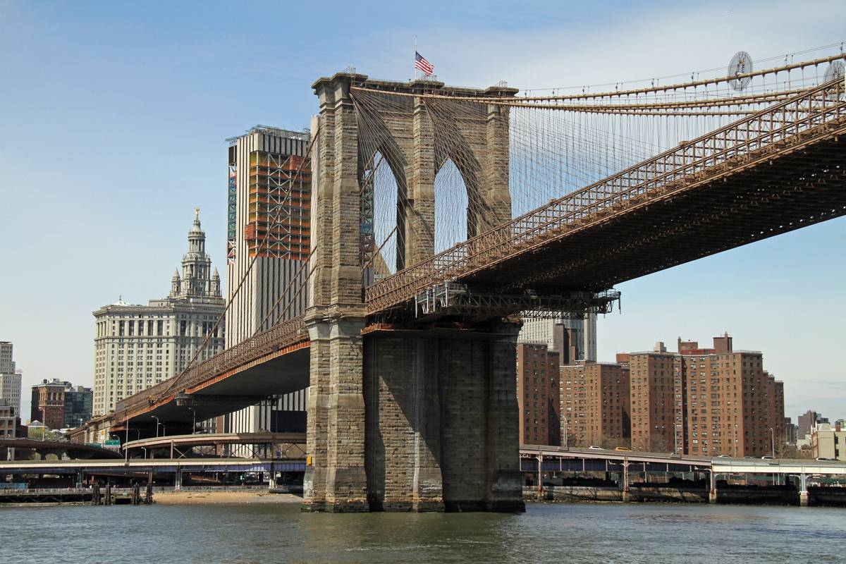 The most famous bridges in film and TV