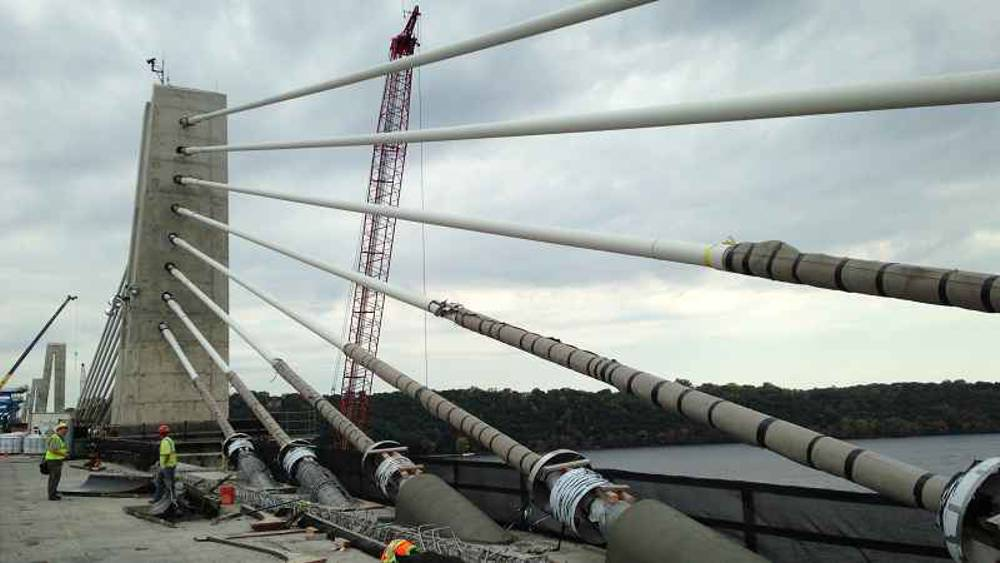 Cortec MCI-309 protects reinforcing metal in concrete from corrosion
