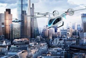 Halo Urban Air Mobility orders 200 eVTOL aircraft from Embraer