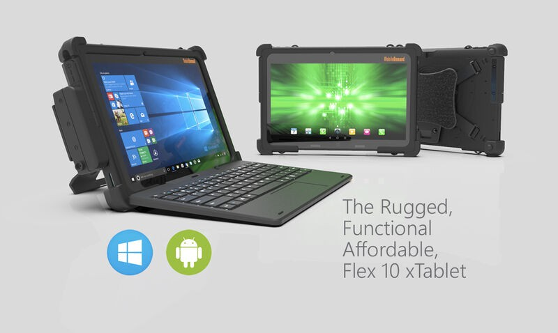 The new Rugged Mobile Tablet boom is driving business forward