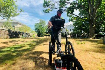 GSSI looks at using Ground Penetrating Radar for Cemetery Mapping