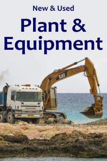 New & Used Plant & Equipment