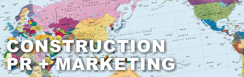 Construction PR + Marketing Services