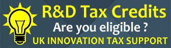 Innovation R and D Tax Credits