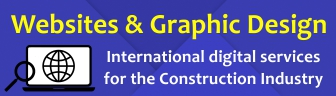 Websites & Graphic Design - International digital services for the construction industry