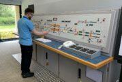 Network Rail celebrates 3,000th apprentice taking station at Suffolk signal box