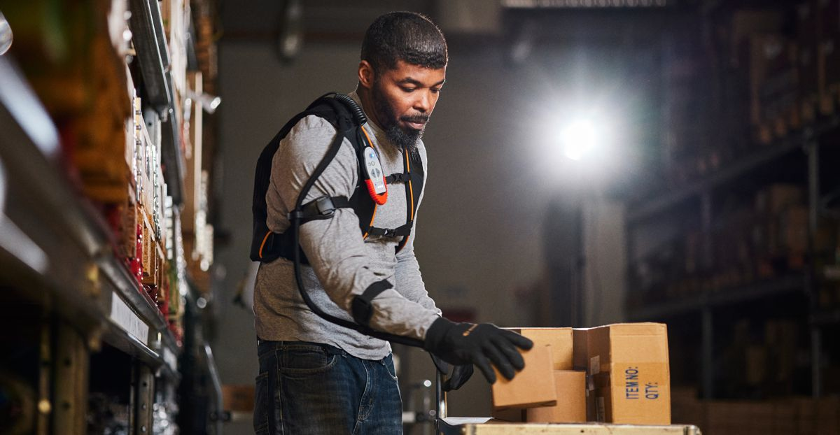 Meet the new version of the award-winning Ironhand 2.0 exoskeleton glove