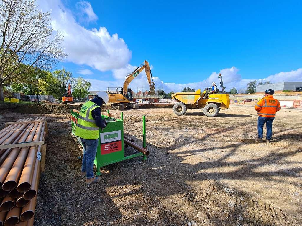 Post-pandemic construction surge driving demand for worker-friendly on-site storage
