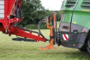 New innovative Hitch-System from SIWI delivers efficiency and safety for farmers