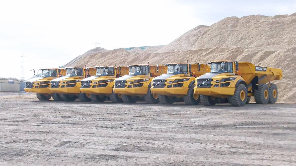 Stevens Equipment Rental renews and expands hire fleet with 37 VolvoCE machines