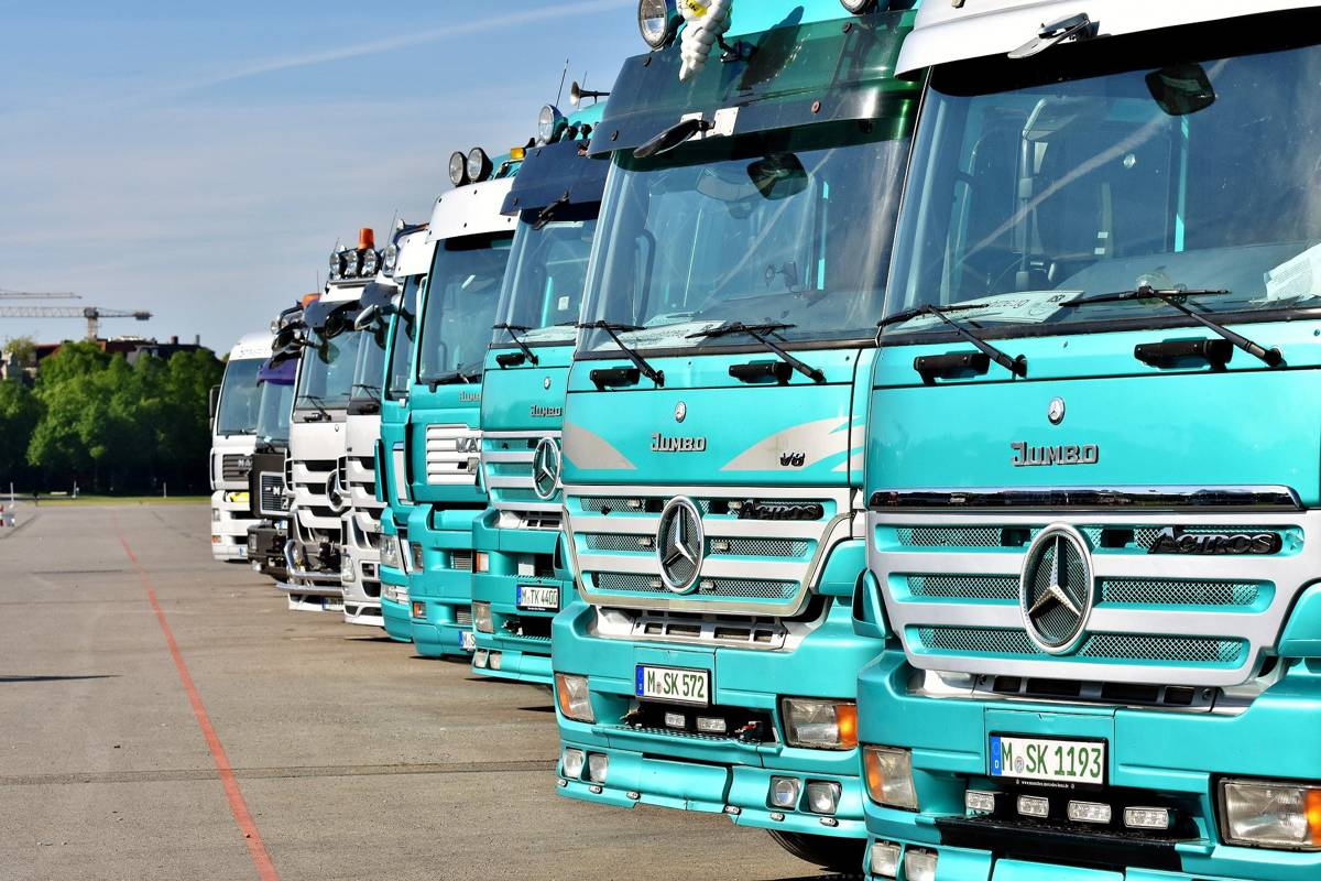 Staff retention is key to success in haulage and logistics